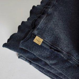 """Luxe plaids """"cotton cashmere"""""""